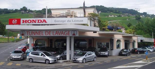 Garage du Léman