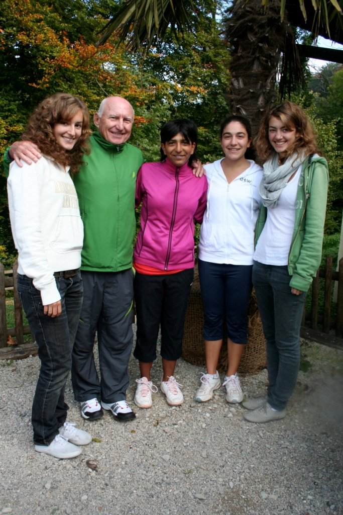 Alexia, Jaros, Katia, Noémie & Virginie